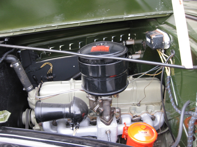 1946 CHEVROLET 1/2 TON PICKUP - Engine - 138461