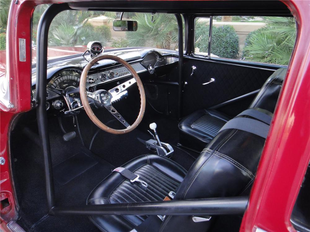 1955 chevy custom interior pictures to pin on pinterest pinsdaddy. Black Bedroom Furniture Sets. Home Design Ideas