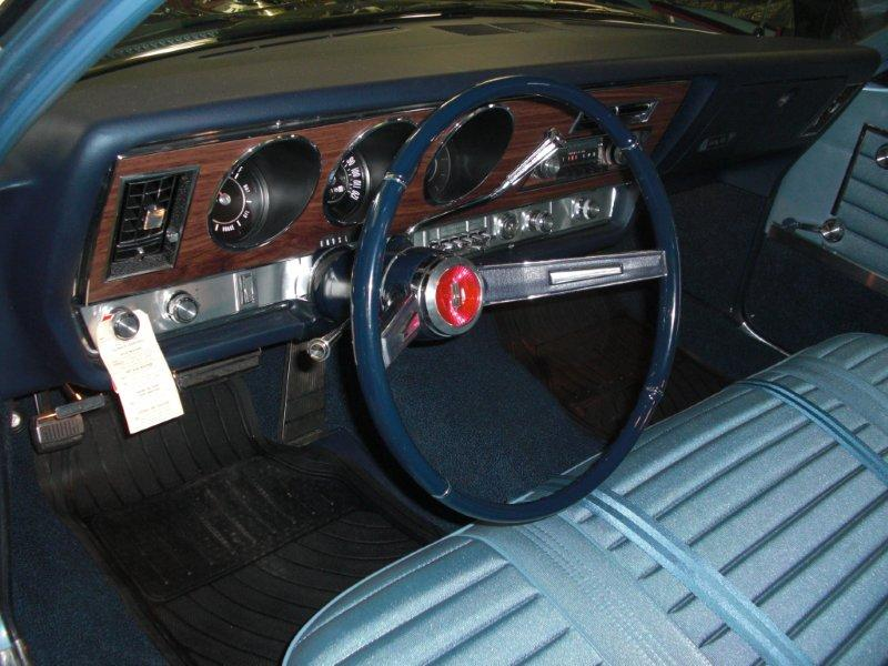 1967 Oldsmobile 88 4 Door Sedan 138582