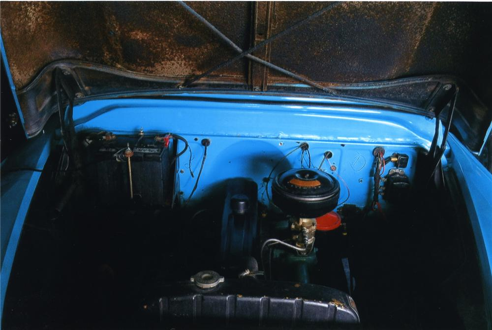 1959 CHEVROLET APACHE PICKUP - Engine - 138589
