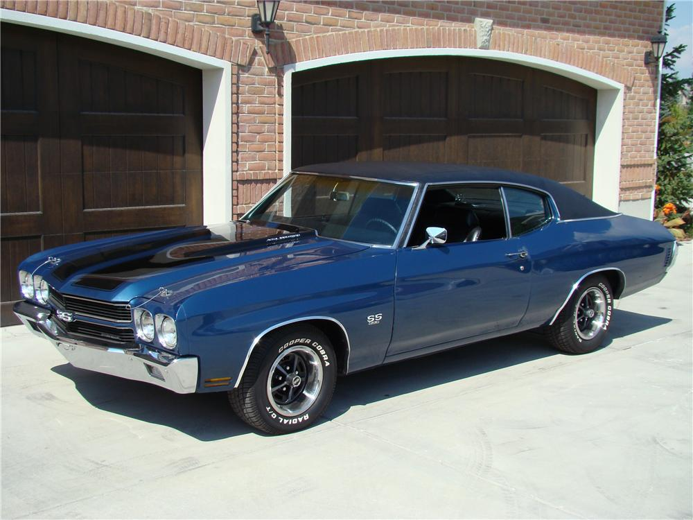 Ss Muscle Car Price