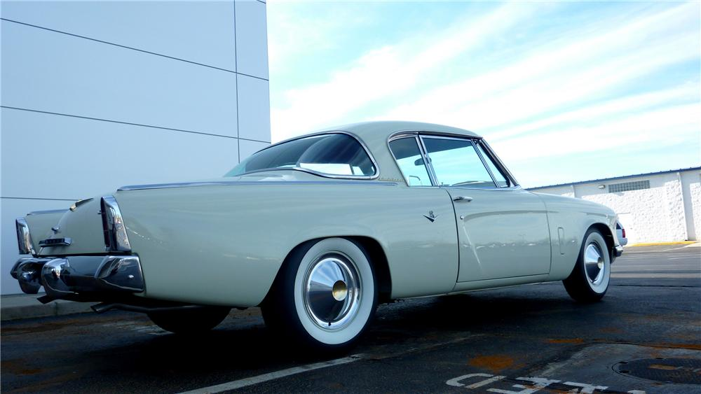 1953 studebaker starliner 2 door hardtop   138754