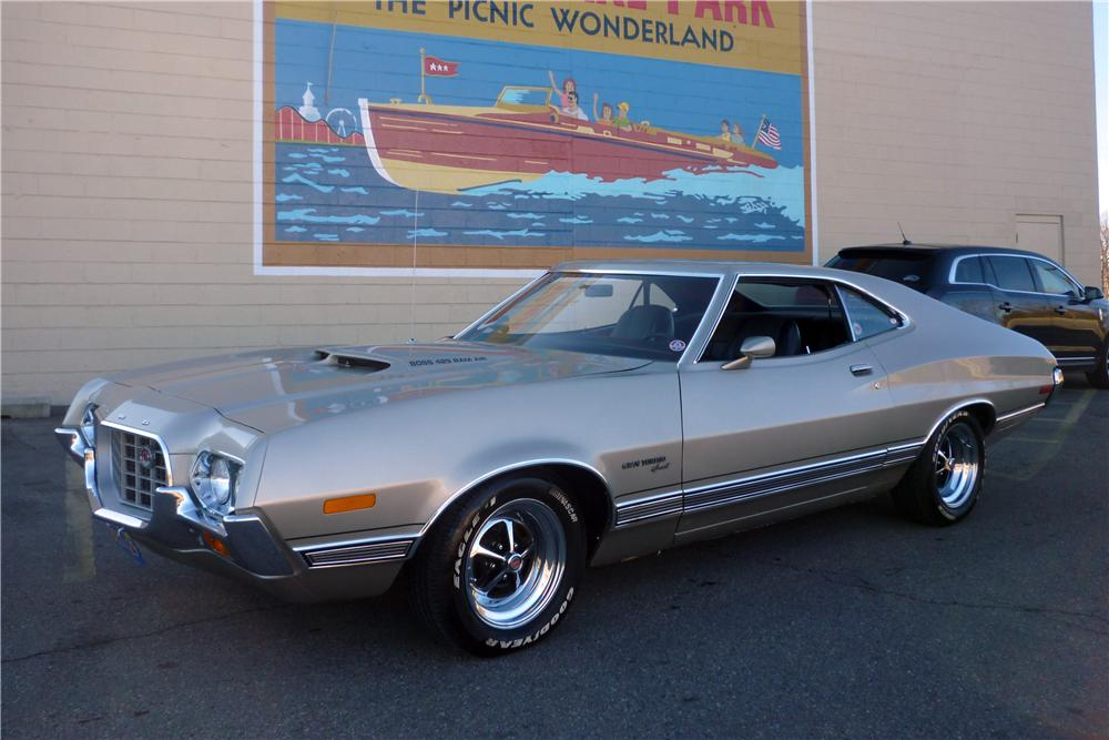 1972 Ford Gran Torino Fastback for Sale