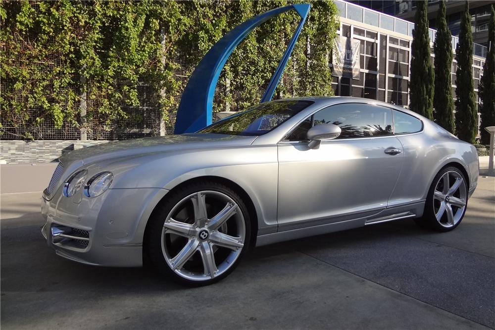 2004 Bentley Continental Gt 2 Door Coupe