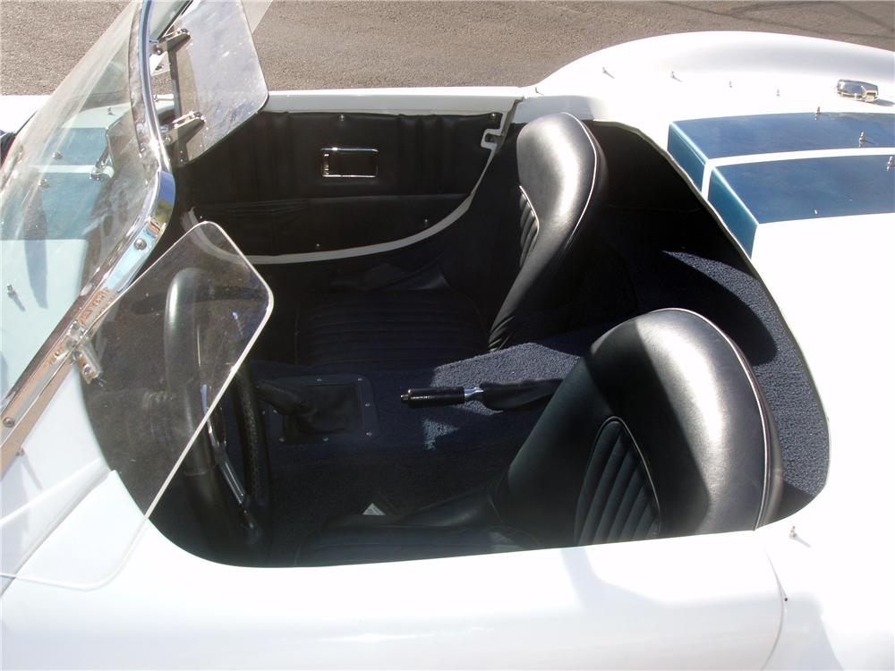 2006 FACTORY FIVE COBRA RE-CREATION ROADSTER - Interior - 138955