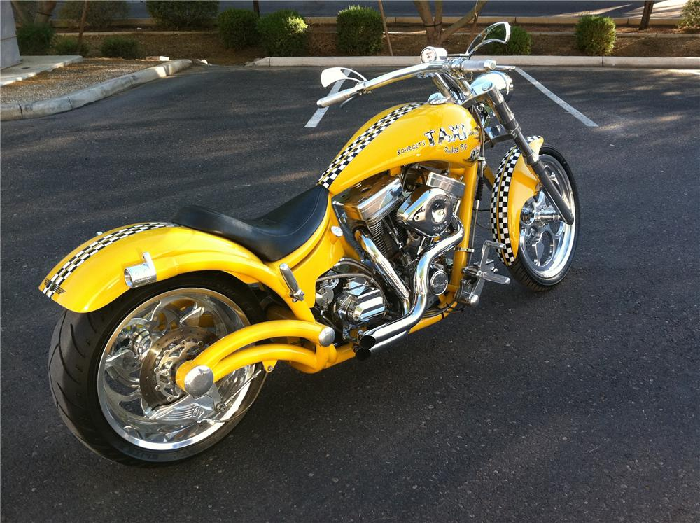 2004 BOURGET CUSTOM MOTORCYCLES - Front 3/4 - 138956
