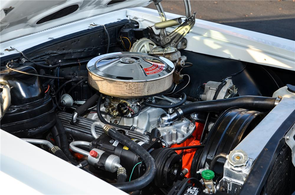 1966 CHEVROLET EL CAMINO PICKUP - Engine - 138981