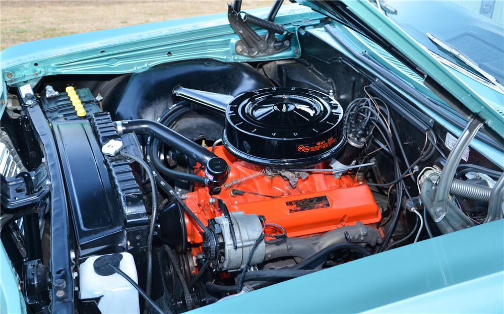 1965 CHEVROLET IMPALA SS 2 DOOR HARDTOP - Engine - 138983
