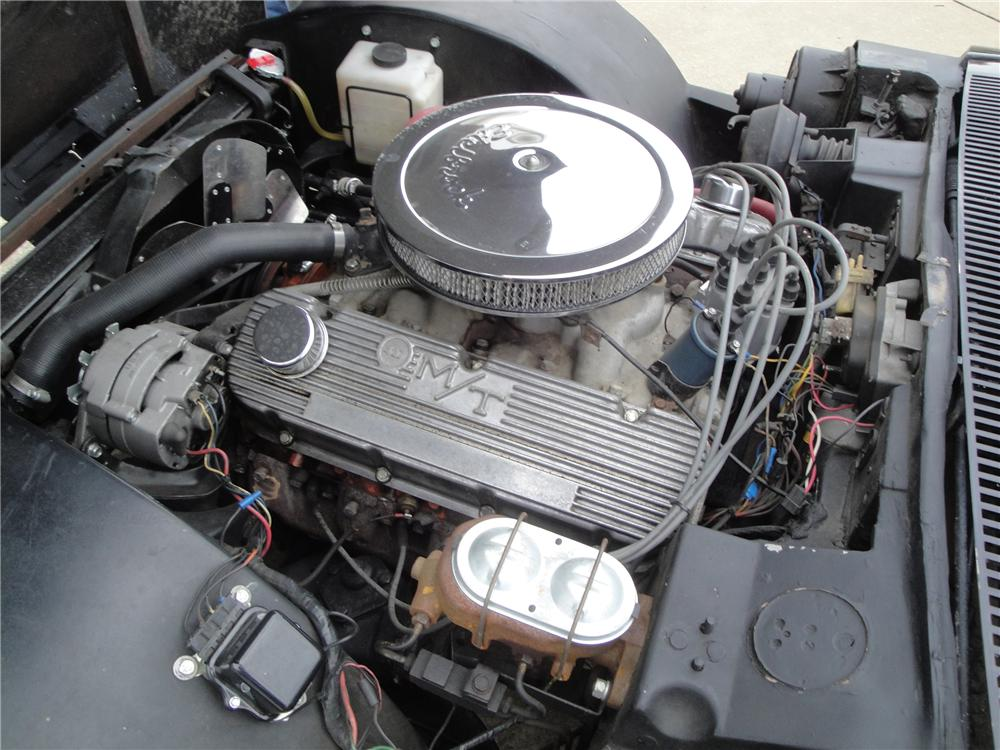1968 CHEVROLET CORVETTE CUSTOM COUPE - Engine - 138987
