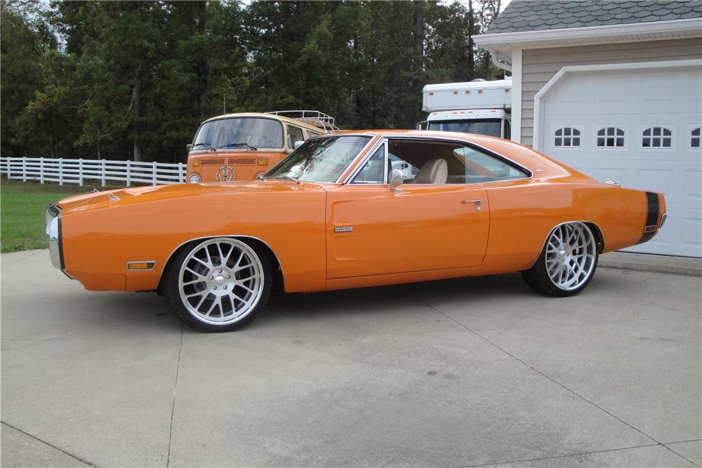 1970 dodge charger custom 2 door 138988. Black Bedroom Furniture Sets. Home Design Ideas