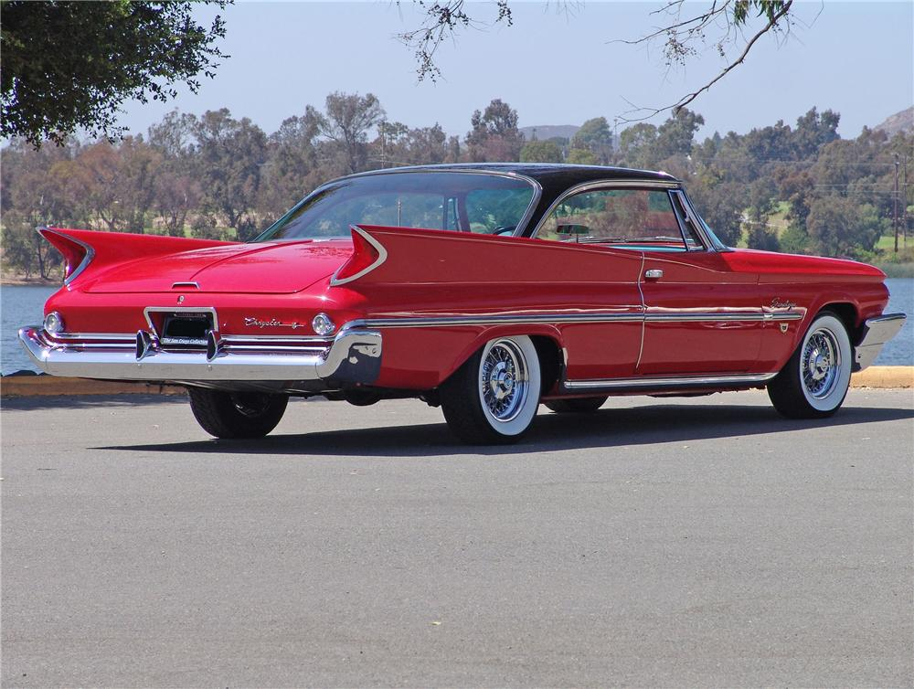 1960 Chrysler Saratoga 2 Door Hardtop 139056