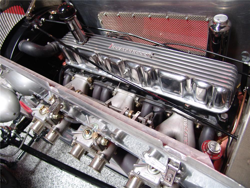 1927 NASH SPEEDSTER - Engine - 139060