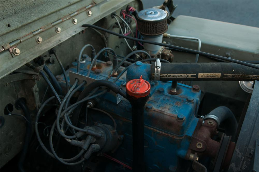 1942 FORD GPW  - Engine - 139076