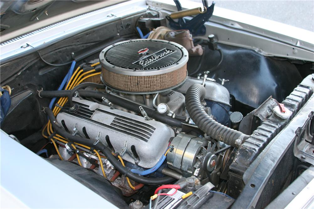 1967 CHEVROLET CHEVELLE SS 396 2 DOOR COUPE - Engine - 139107
