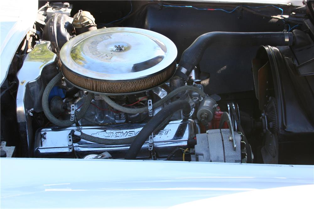 1964 CHEVROLET CORVETTE CONVERTIBLE - Engine - 139114