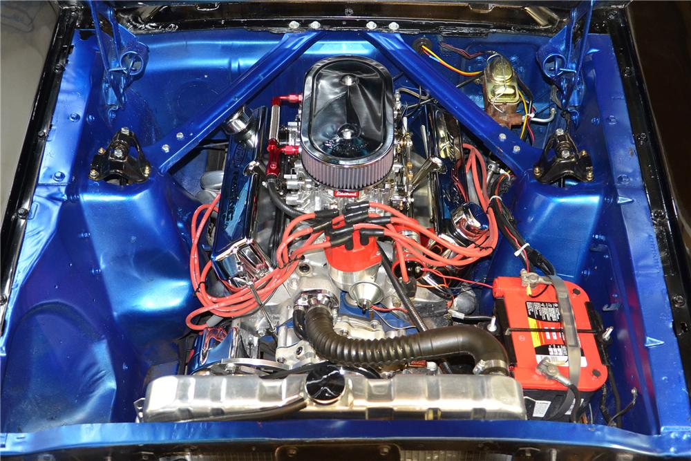 1966 FORD MUSTANG CUSTOM COUPE - Engine - 139124