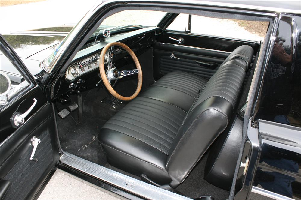 1964 FORD RANCHERO CUSTOM PICKUP - Interior - 139136