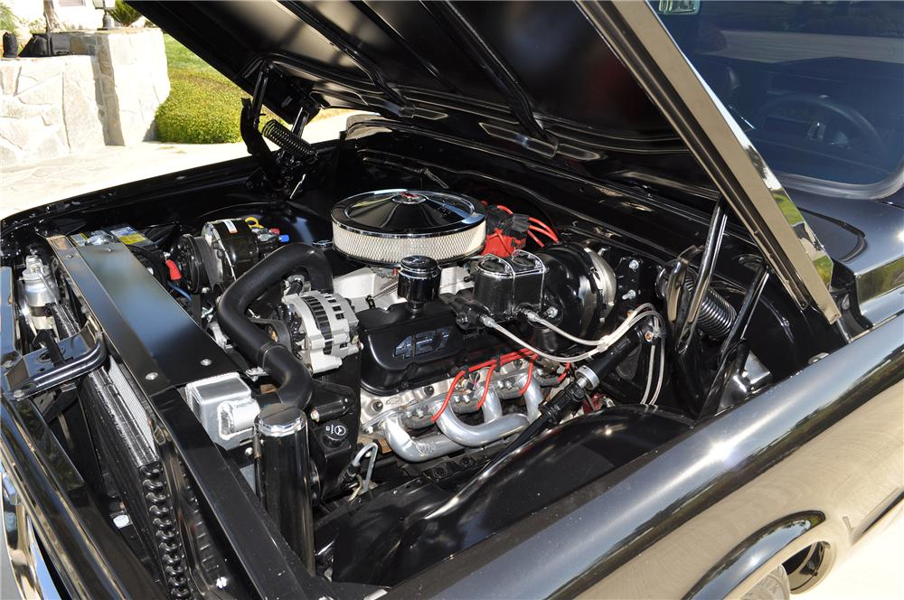 1967 CHEVROLET C-10 CUSTOM PICKUP - Engine - 139152