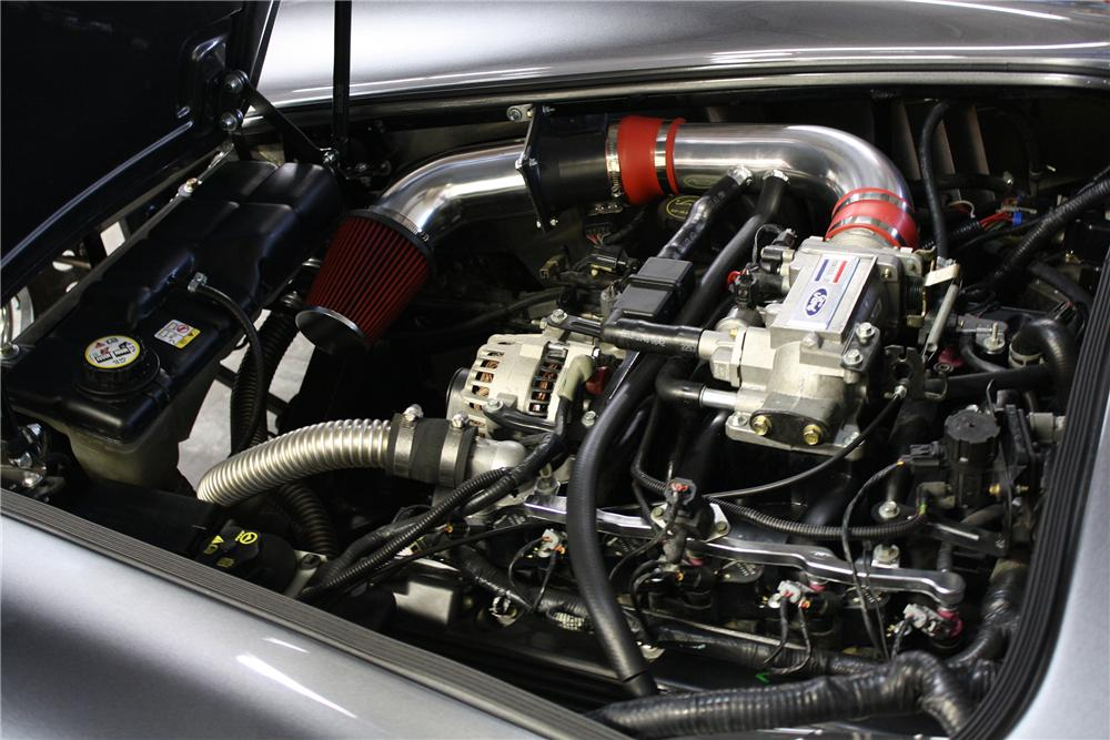 1965 SHELBY COBRA RE-CREATION ROADSTER - Engine - 139186