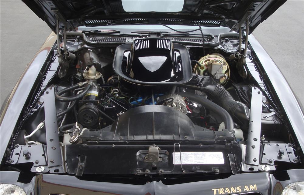 1976 PONTIAC FIREBIRD TRANS AM  - Engine - 139193