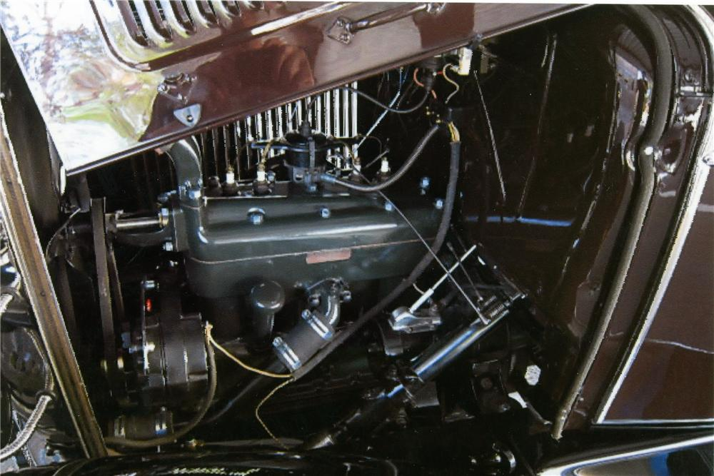 1931 FORD MODEL A VICTORIA - Engine - 139200