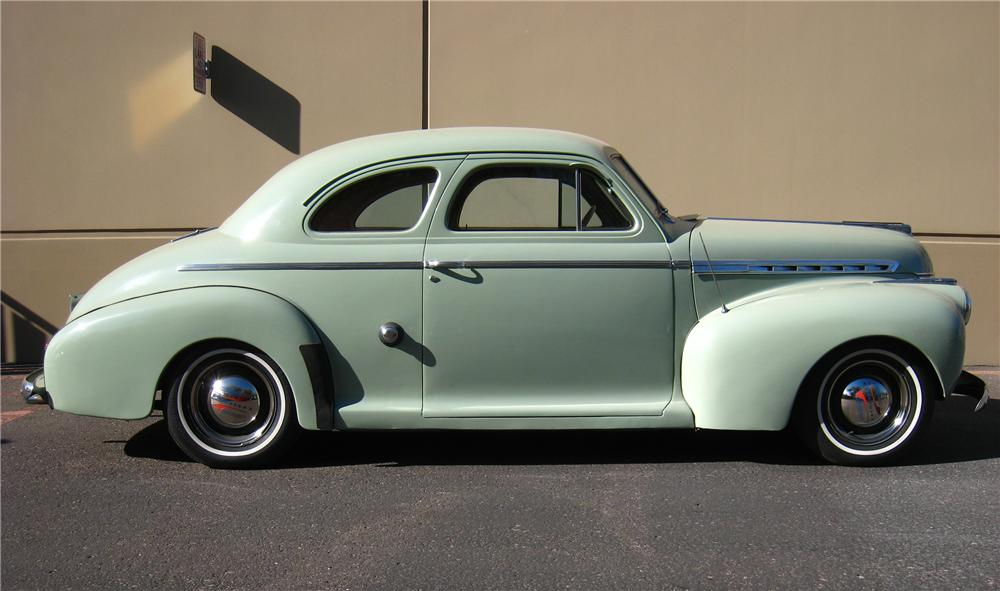 1941 Chevrolet Custom Coupe 139249