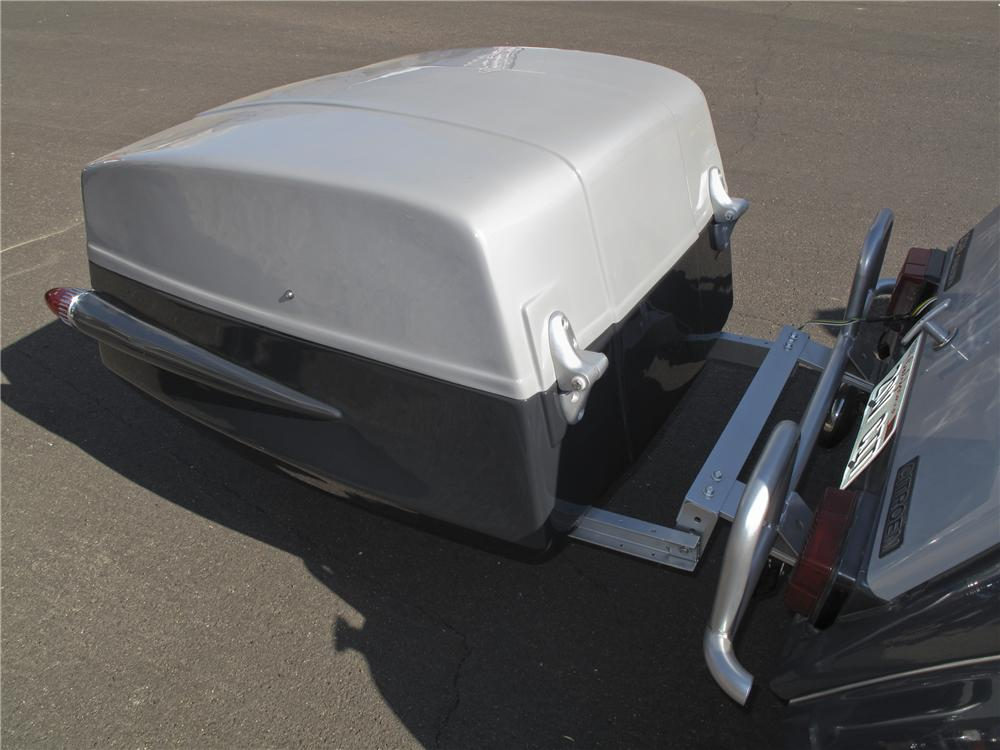 1964 TAGAL SINGLE WHEEL TRAILER - Front 3/4 - 139252