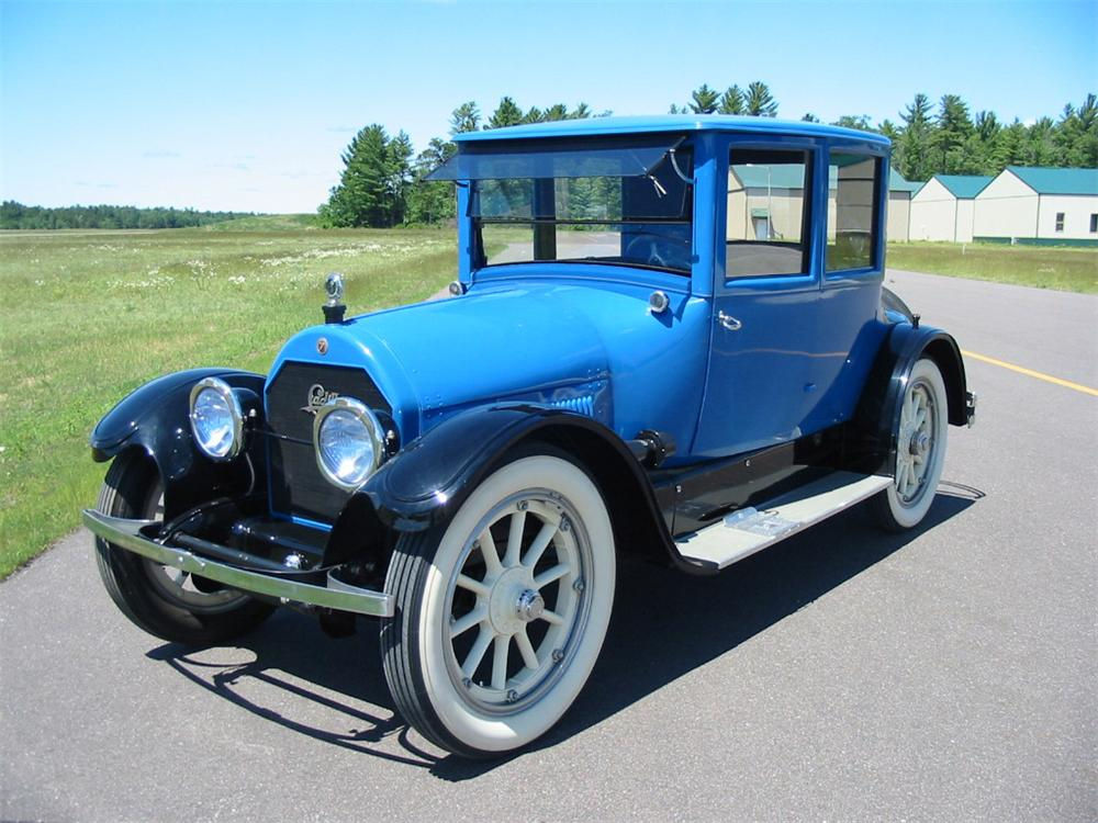 1918 CADILLAC TYPE 57 VICTORIA - Front 3/4 - 139262