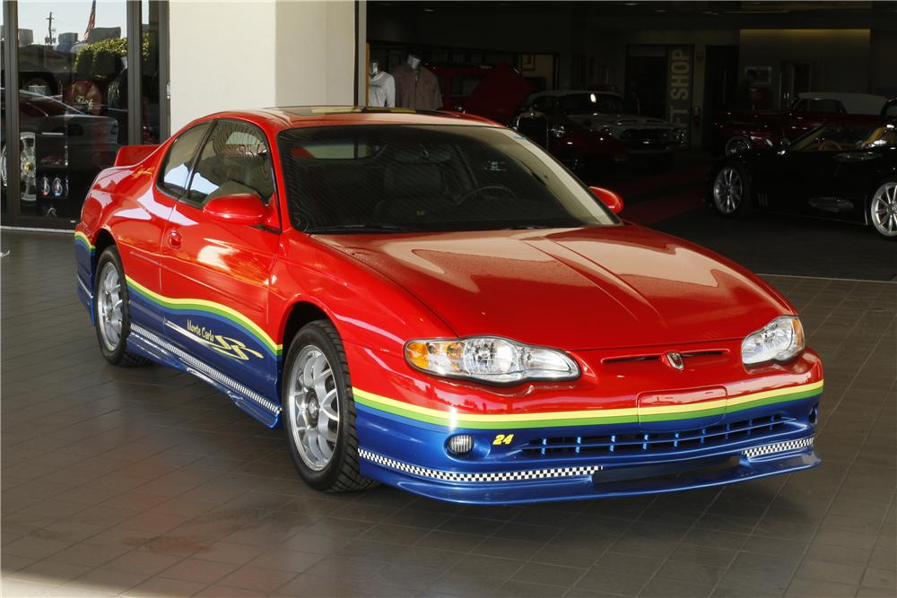 2000 CHEVROLET MONTE CARLO STREET VERSION RACE CAR - Front 3/4 - 139324