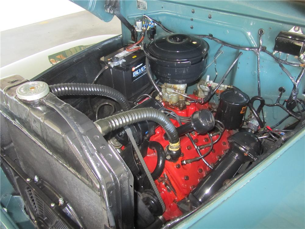 1949 FORD F-1 PICKUP - Engine - 139344