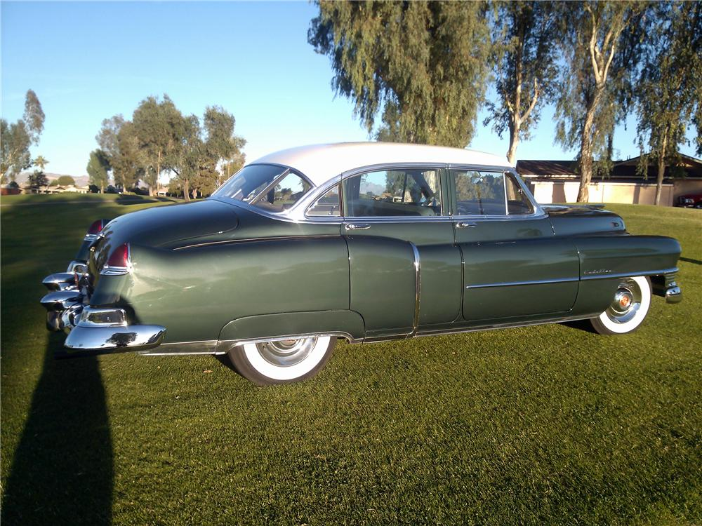 1950 CADILLAC SERIES 62 4 DOOR SEDAN