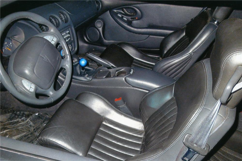 1995 PONTIAC FIREBIRD FORMULA 2 DOOR COUPE - Interior - 139361