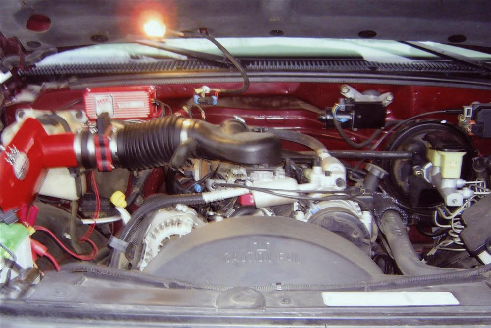 1997 CHEVROLET C-15 PICKUP - Engine - 139365