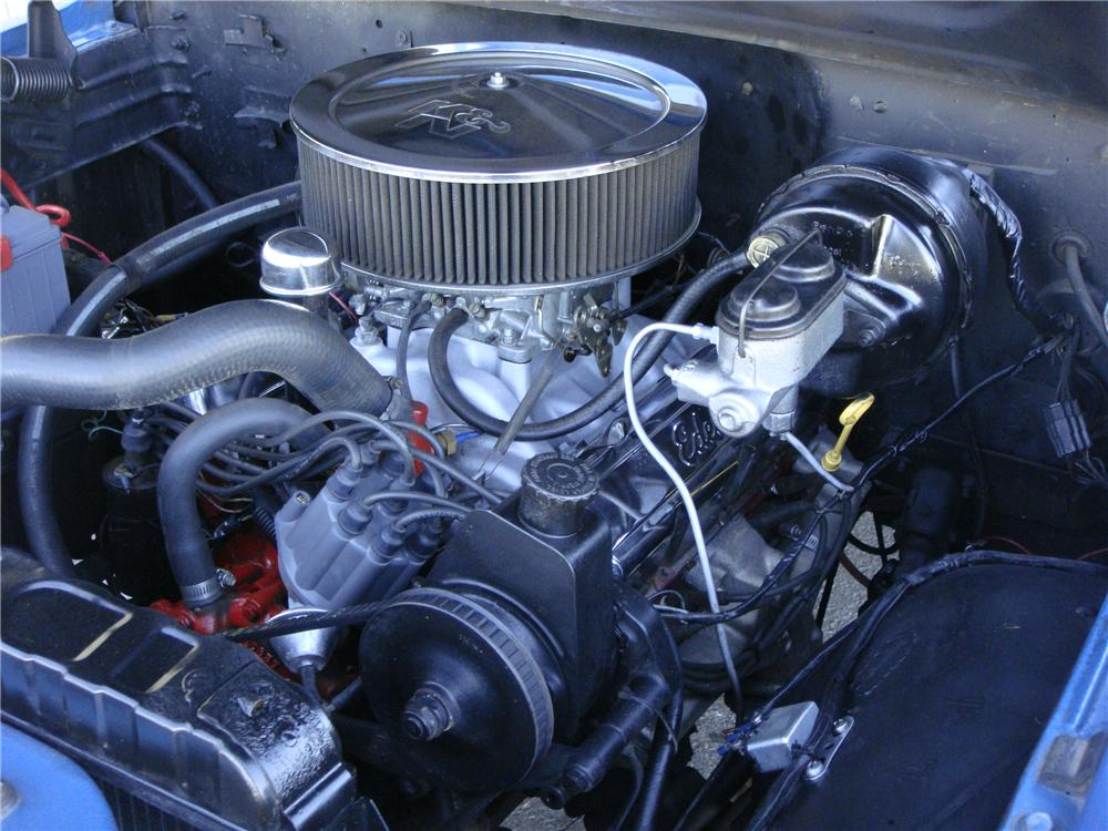 1972 JEEP COMMANDO CONVERTIBLE - Engine - 139374