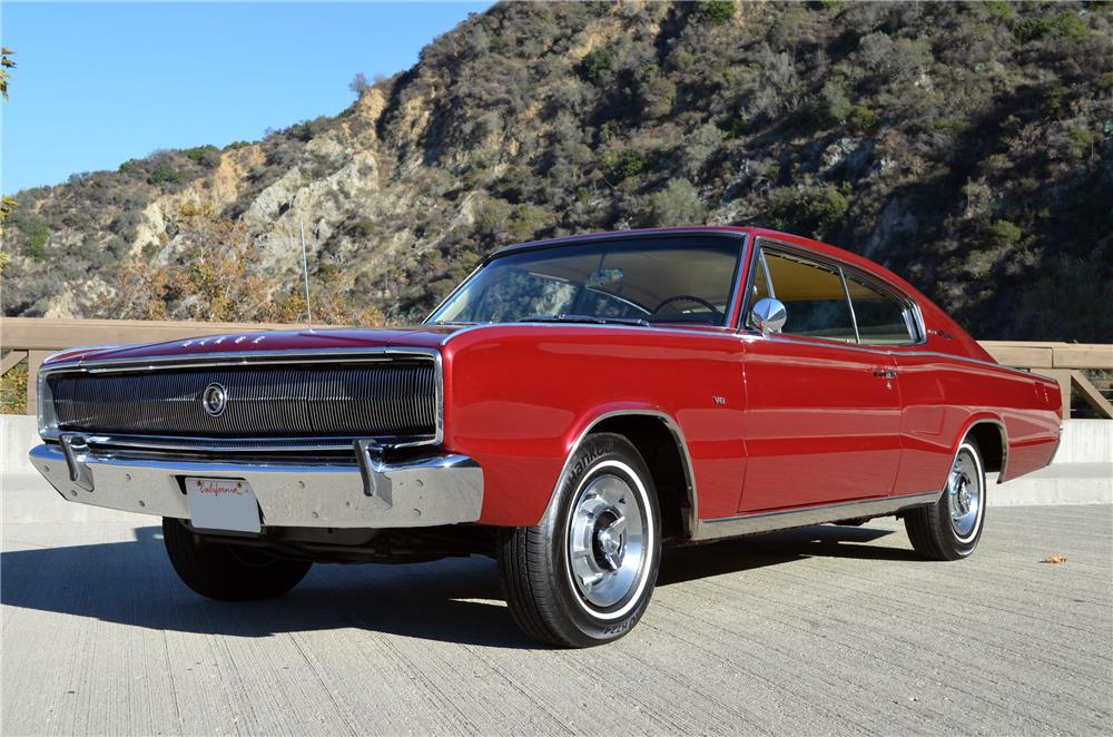 1966 Dodge Charger Fastback 139419