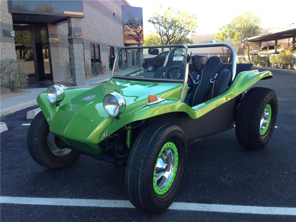 1981 SPECIAL CONSTRUCTION CUSTOM DUNE BUGGY - Front 3/4 - 139428