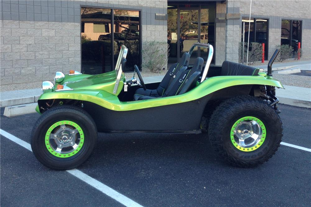 1981 SPECIAL CONSTRUCTION CUSTOM DUNE BUGGY - Side Profile - 139428