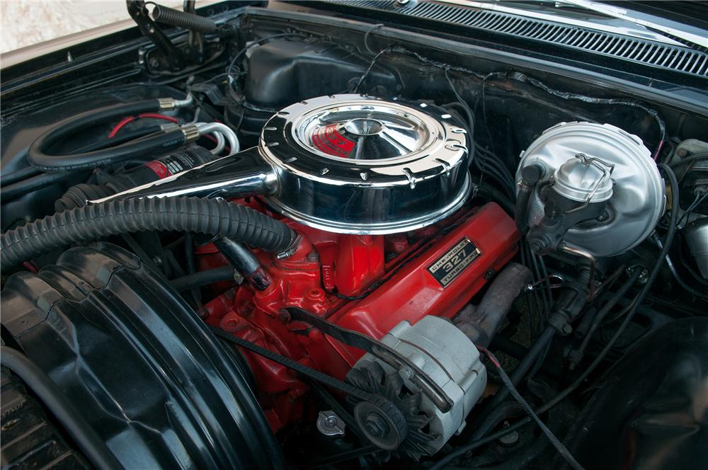 1964 CHEVROLET IMPALA SS 2 DOOR COUPE - Engine - 139429