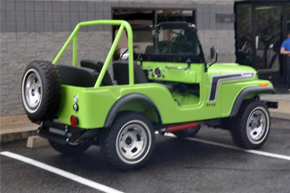 Renegade Model Year 2018 >> 1974 JEEP RENEGADE CJ5 - 139433