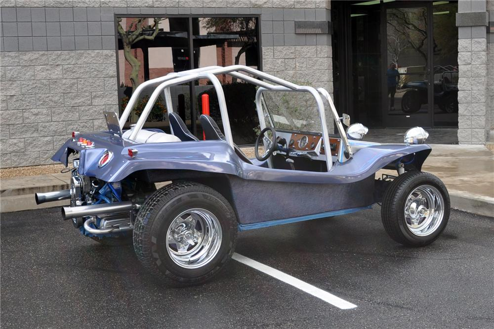 1970 SPECIAL CONSTRUCTION DUNE BUGGY - Rear 3/4 - 139435
