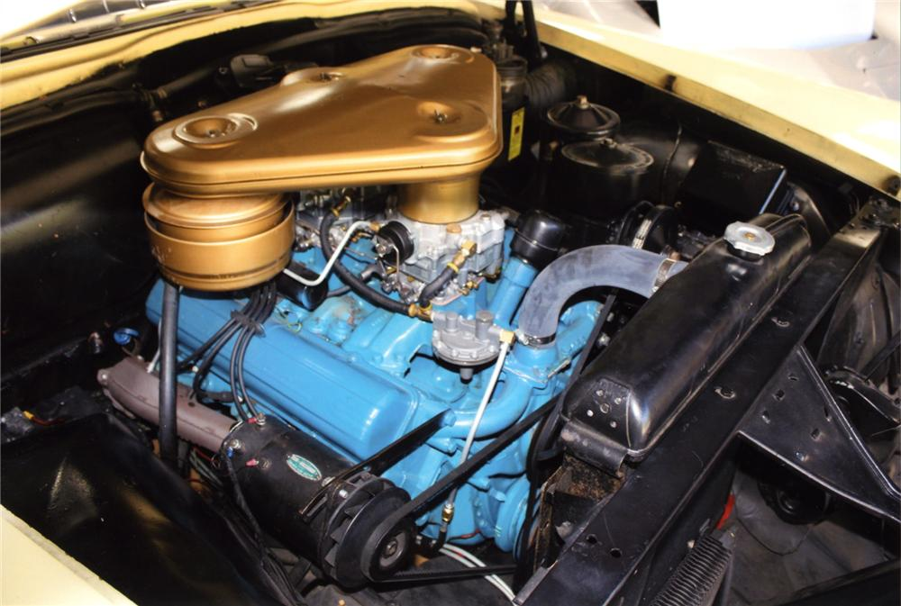 1955 CADILLAC ELDORADO CONVERTIBLE - Engine - 139442