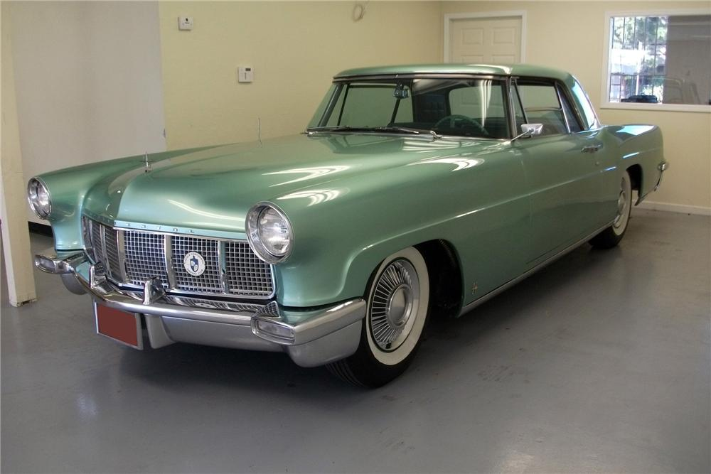 1957 LINCOLN CONTINENTAL MARK II 2 DOOR COUPE139452