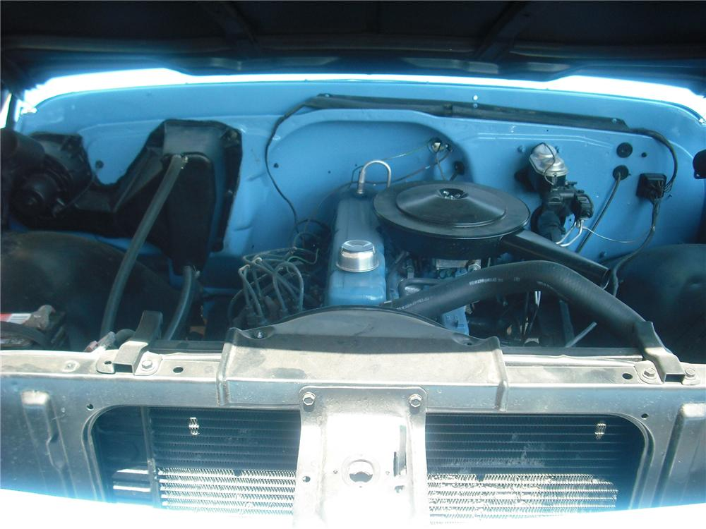 1967 CHEVROLET C-10 PICKUP - Engine - 139471