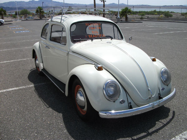 1964 VOLKSWAGEN BEETLE 2 DOOR SEDAN - Front 3/4 - 139476