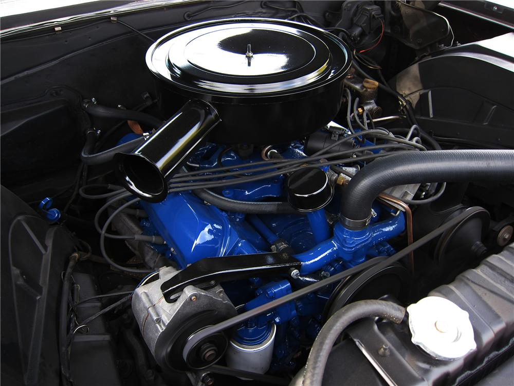 1963 CADILLAC SERIES 62 CONVERTIBLE - Engine - 139488