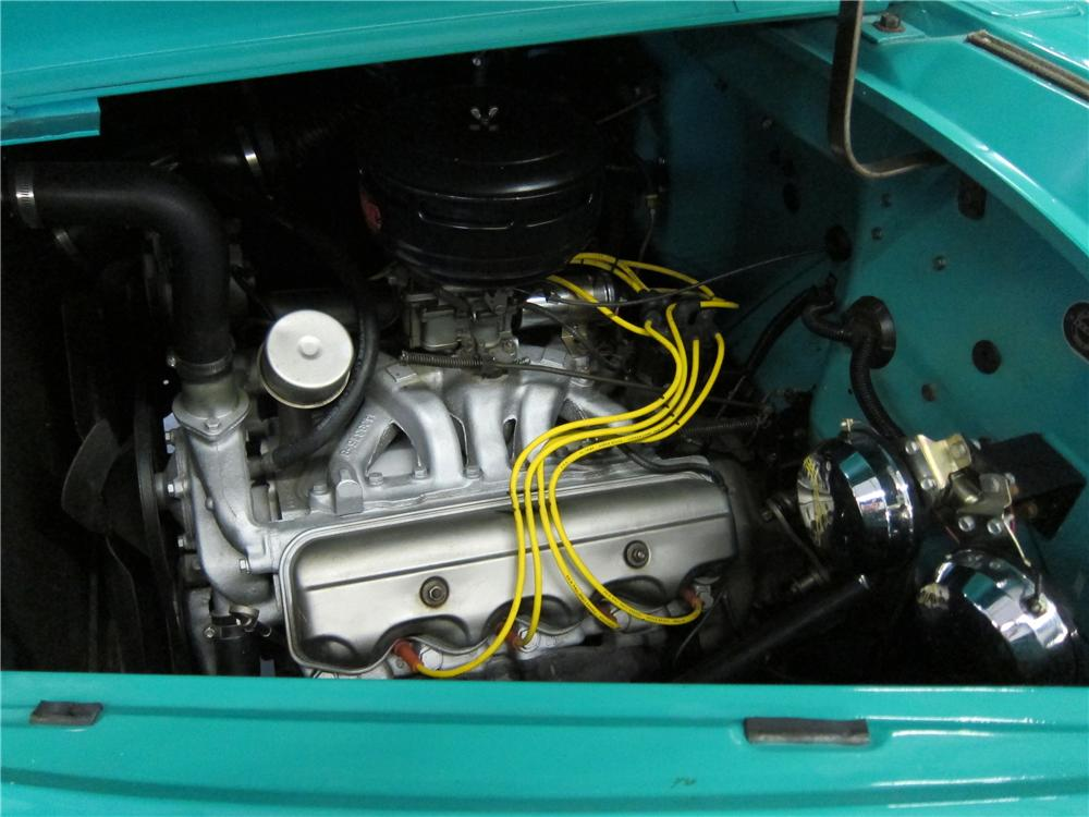 1955 DODGE C-3B PICKUP - Engine - 139495