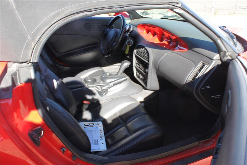 1999 PLYMOUTH PROWLER CONVERTIBLE - Engine - 139926