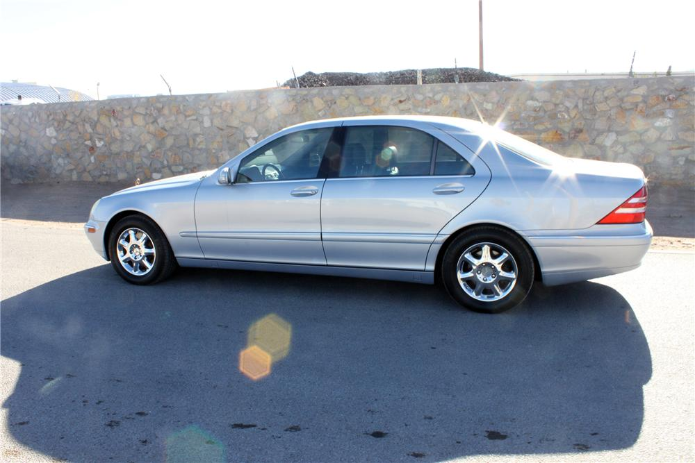 2000 mercedes benz s430 4 door sedan 139947 for S430 mercedes benz