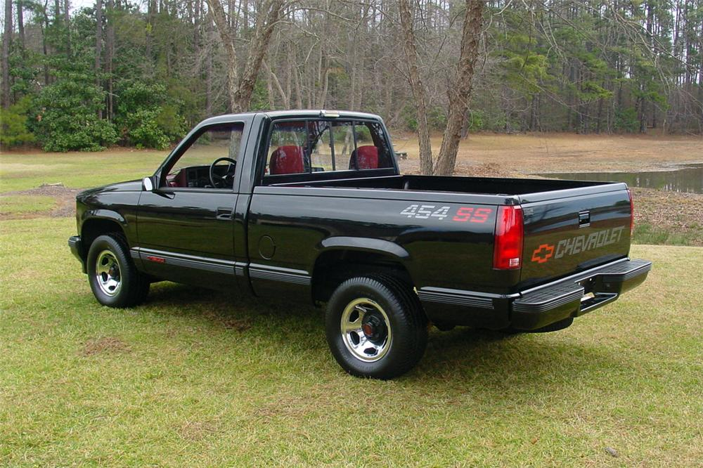 chevy trucks 1990s - photo #26