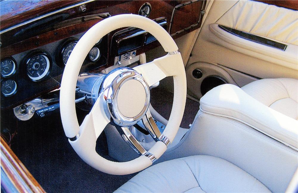 1947 BENTLEY MARK VI CUSTOM 4 DOOR SEDAN - Interior - 151350